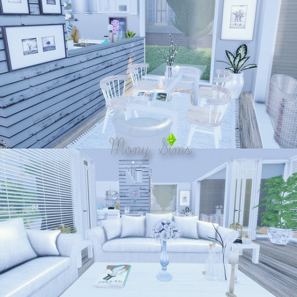 Mony Sims Small Fancy House Sims 4 Downloads