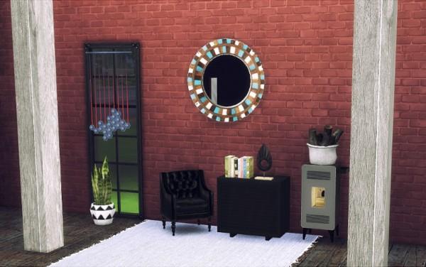 Decor Wall 3 Cc Sims