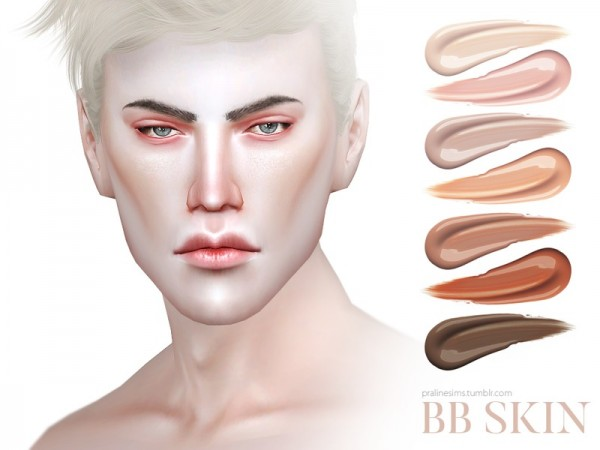 The Sims Resource BB Skin Sims 4 Downloads