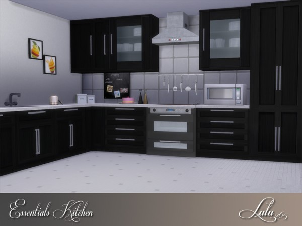 Kitchen Decor Sims 3 Resource