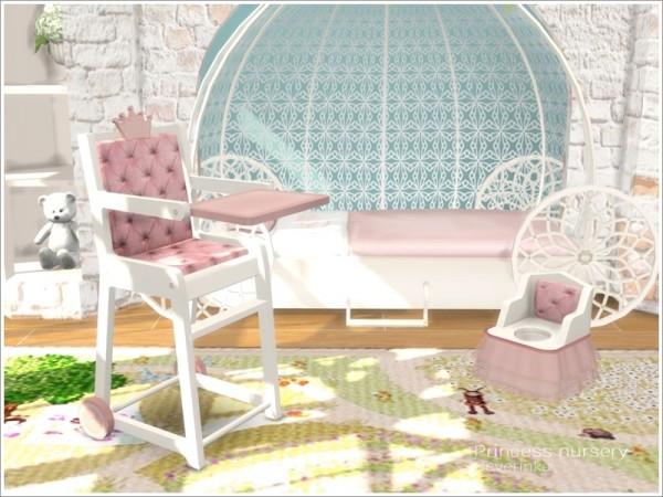 Princess Cc Sims Bed 4