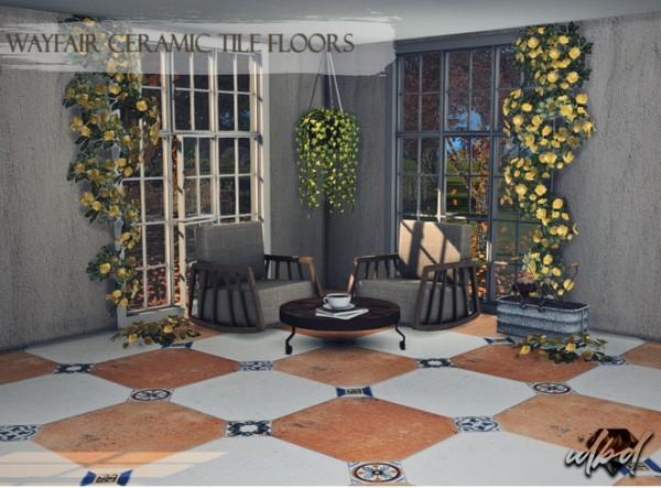 sims 4 designs wayfair ceramic tile