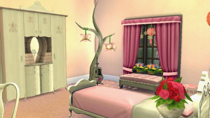 Dreamy For Girls At Sanjana Sims Sims 4 Updates