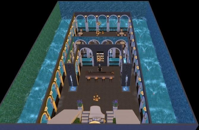 Atlantis Underwater Nightclub By Sauris At Mod The Sims