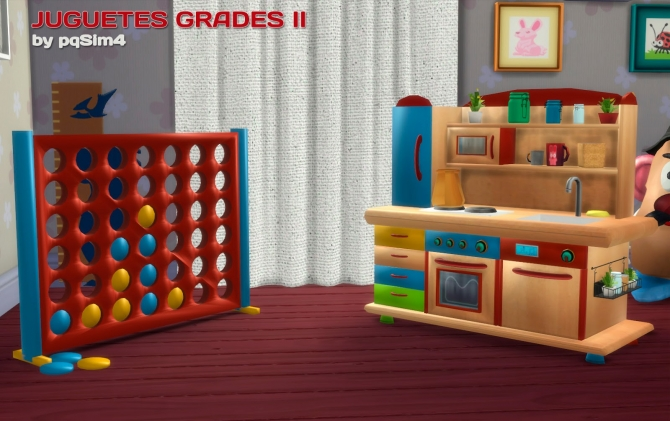 Large Toys 2 At PqSims4 Sims 4 Updates