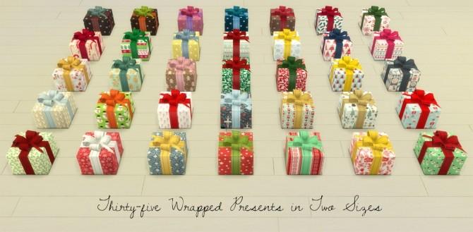 Christmas 2015 Set At Martines Simblr Sims 4 Updates