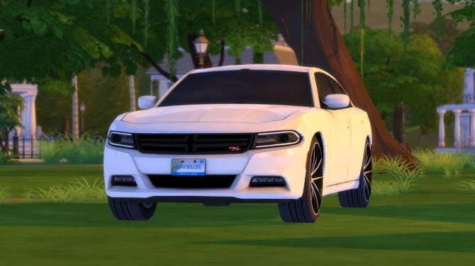 Dodge Charger RT At Understrech Imagination Sims 4 Updates