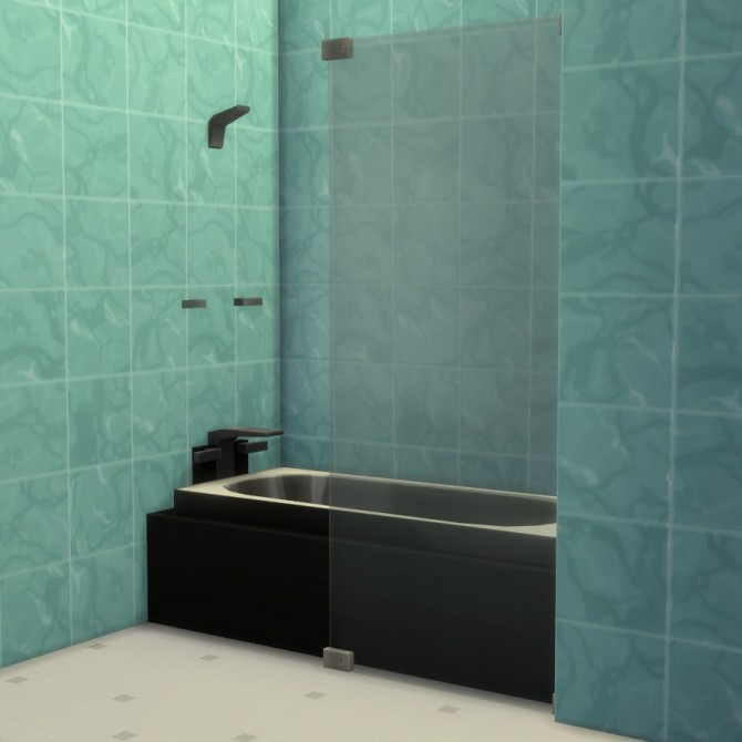 Mix N Match Showers Amp Tubs By Madhox At Mod The Sims