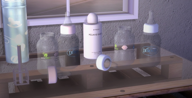 Baby Bottle At YUMIAS PLACE Sims 4 Updates