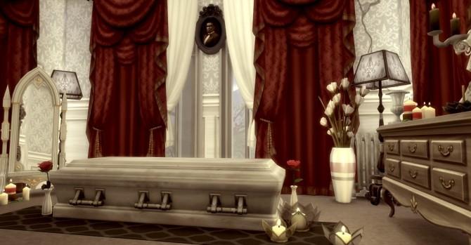 Romantic Vampire Room At ConceptDesign97 Sims 4 Updates