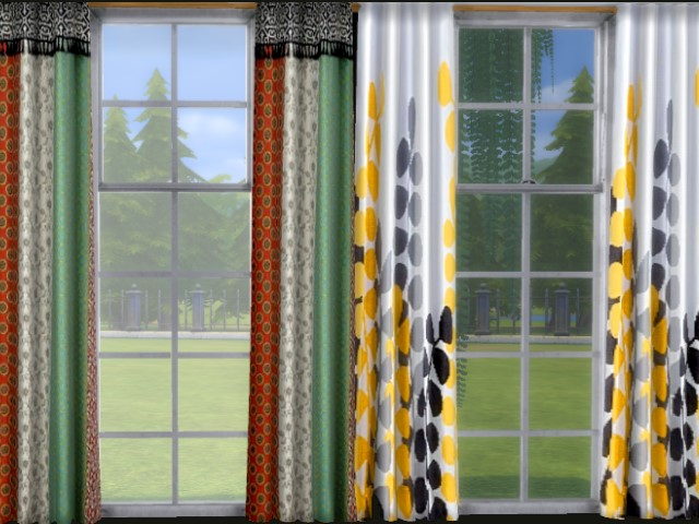 Curtains Sims 4 Updates Best TS4 CC Downloads