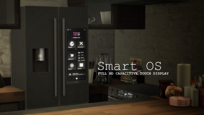 HampB Portal 20 Expensive Refrigerator By Littledica At Mod