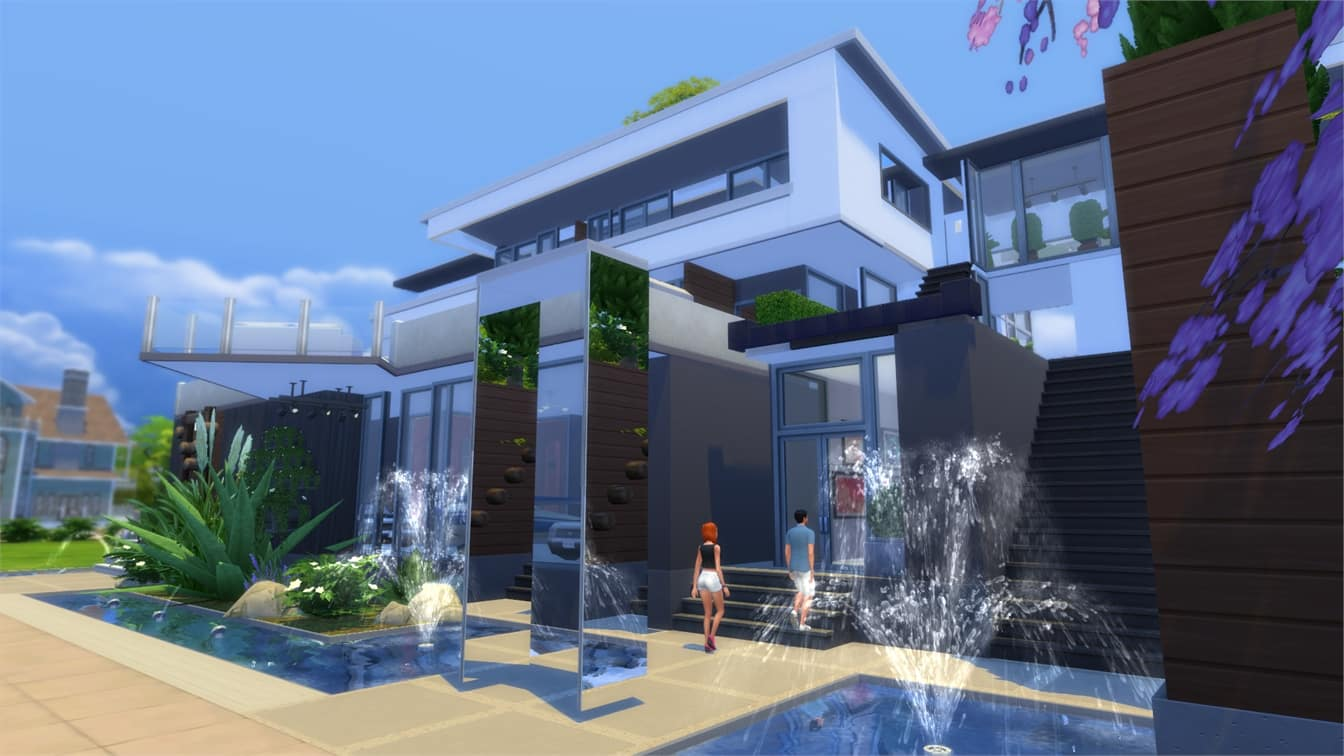 The Sims 4 Gallery Spotlight BuildNewcrest Part 2