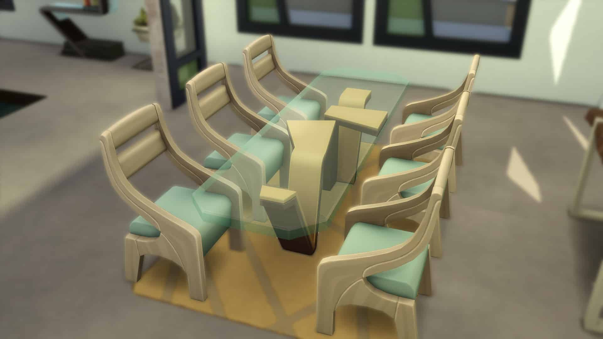 8 Sleek Build Objects That Come With The Sims 4 Fitness Stuff