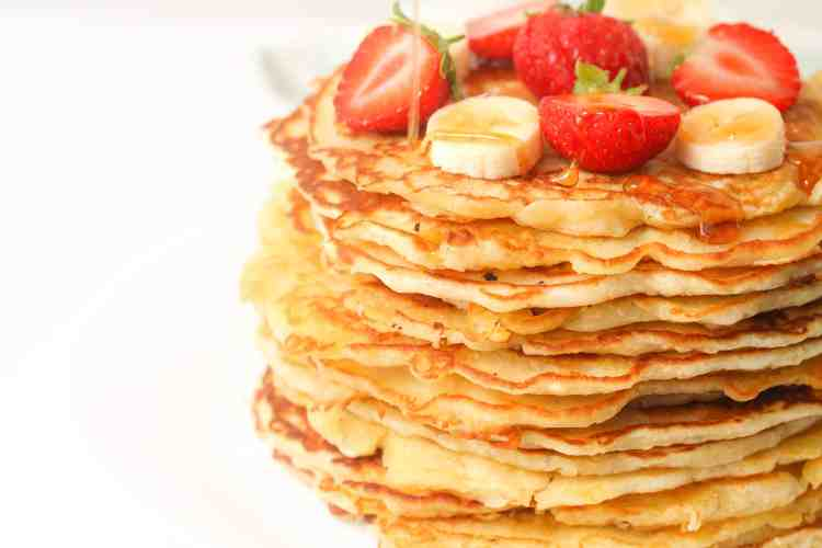 How to cook Happy Pancake Day: Easy Fluffy Pancakes