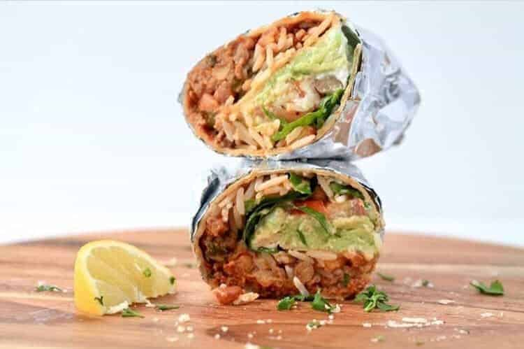 How to cook Mouthwatering Homemade Burritos