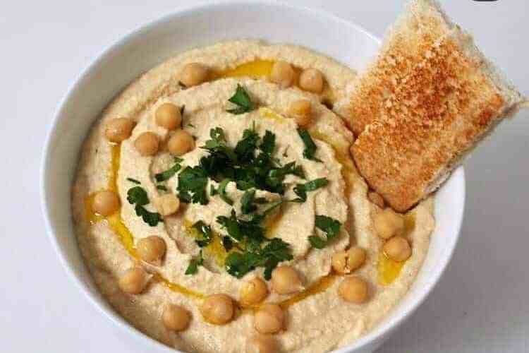 How to cook Creamy Chickpea Hummus