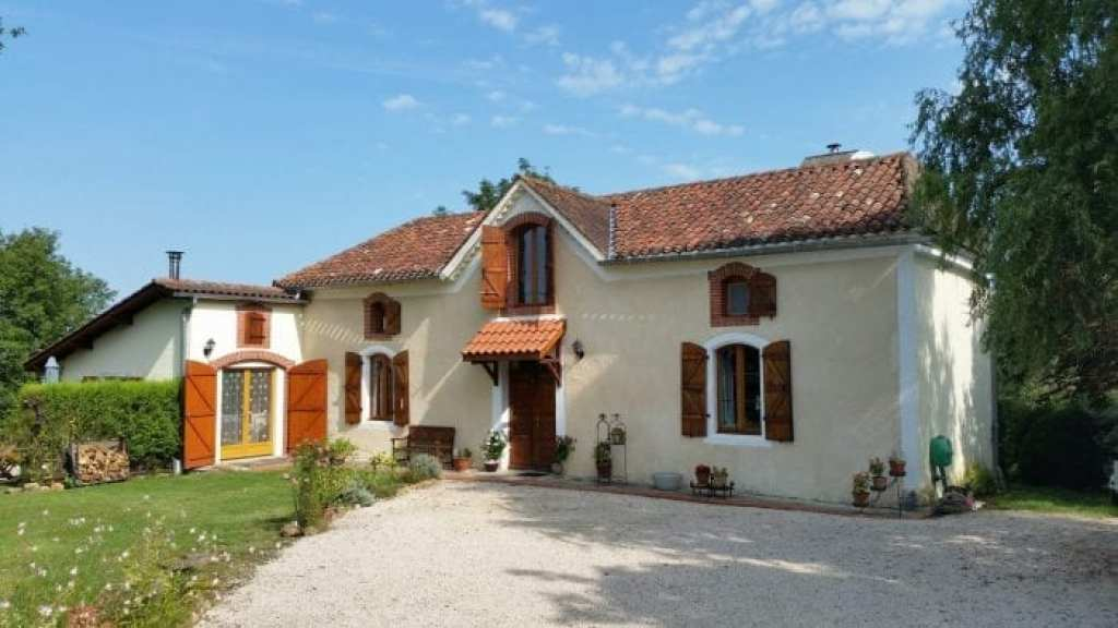 House For Sale In South West France