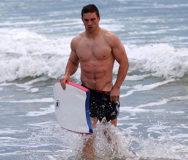 hottest rugby players