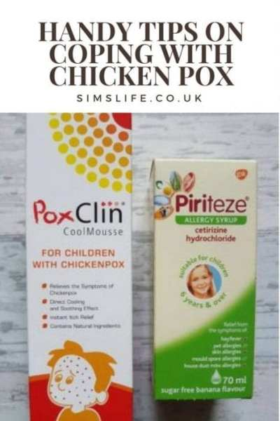 Handy Tips On Coping With Chicken Pox