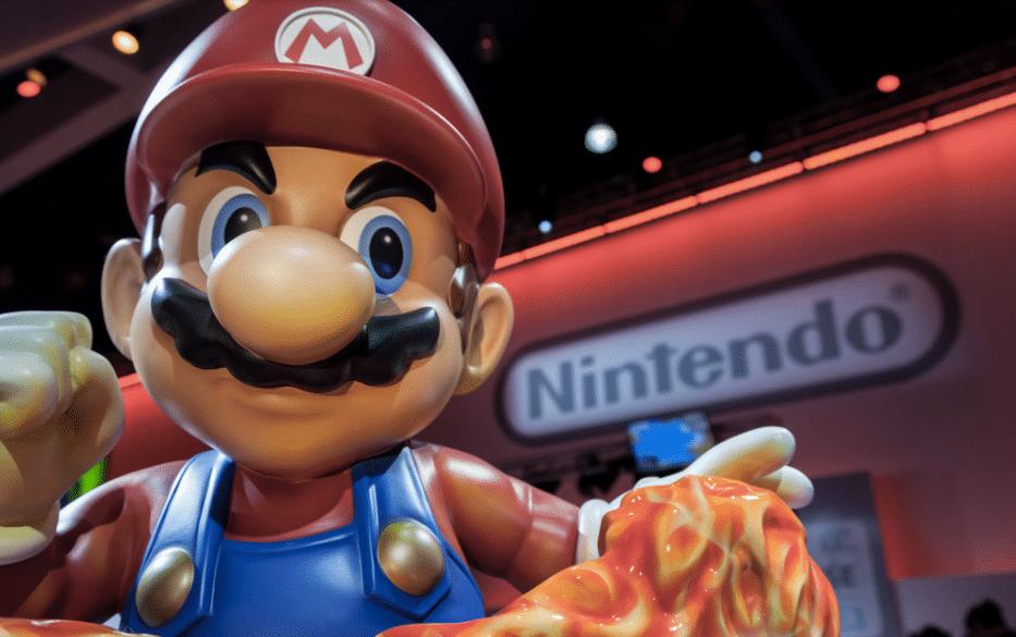Mario the Plumber