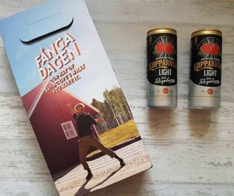 Kopparberg Light Fitness