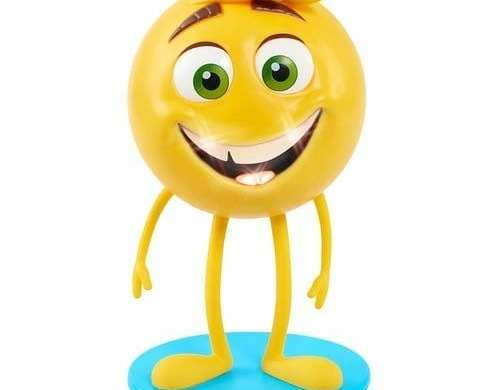 The Emoji Movie Poseable Figures