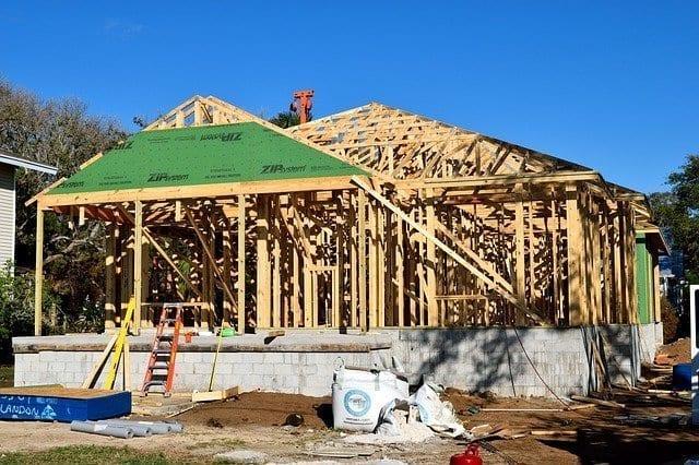 A-new-house-build