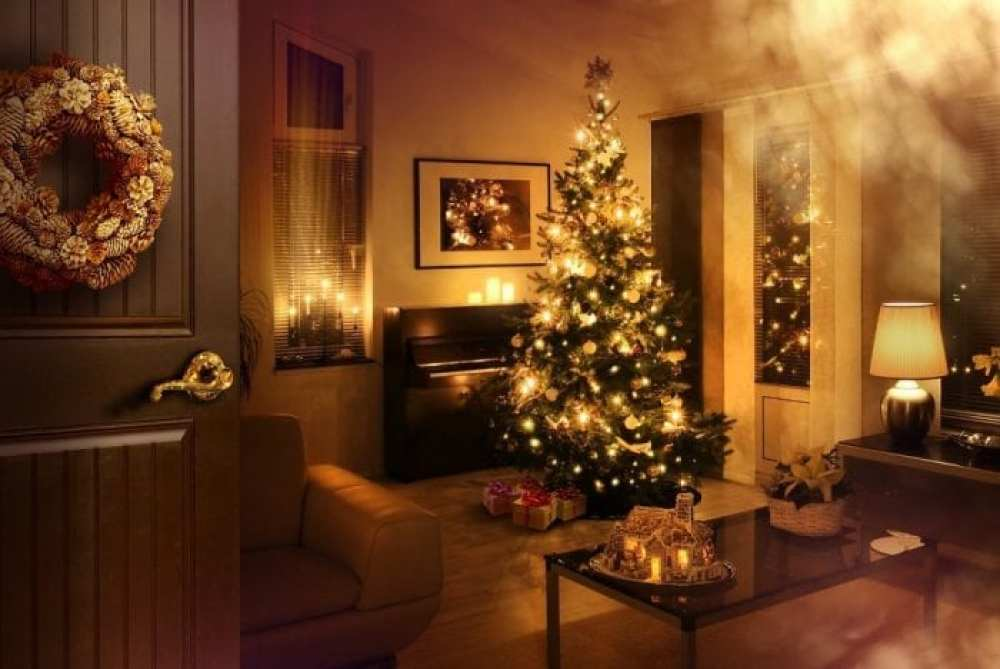 Christmas-Lighting