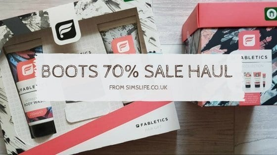 Boots 70% Sale