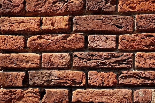 bricks house