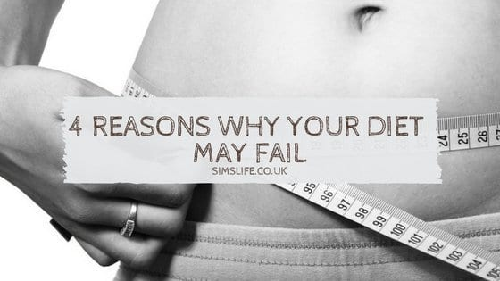why your diet may fail