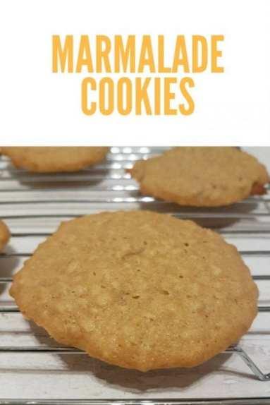 Marmalade Cookies