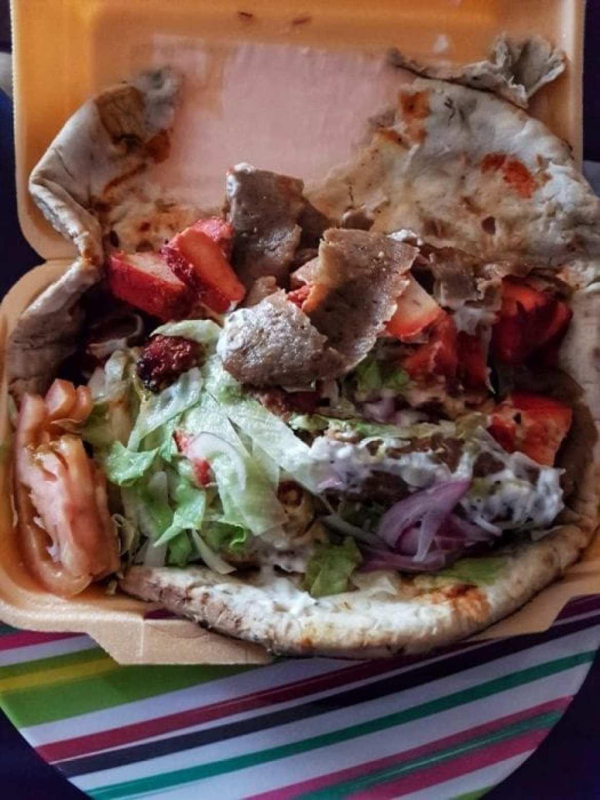 Keto Meal Options Kebab