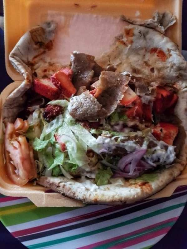 Keto Meal Options Kebab