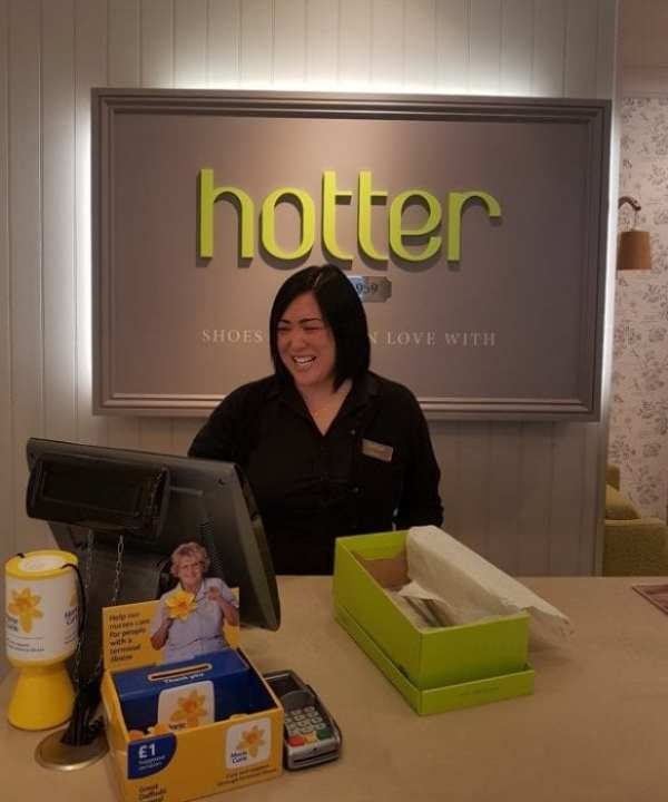 Hotter Shoes review