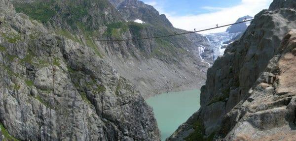 Trift Bridge Switzerland