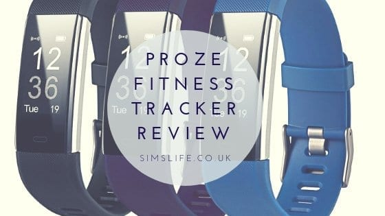Proze Fitness Tracker