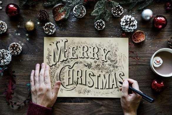 Hallmark Christmas cards