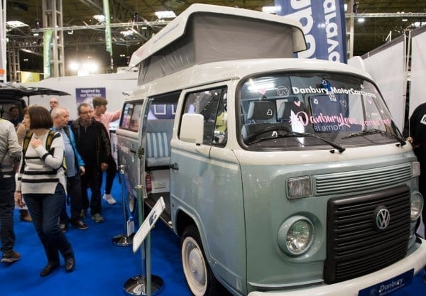 WIN TICKETS TO THE CARAVAN, CAMPING & MOTORHOME SHOW!