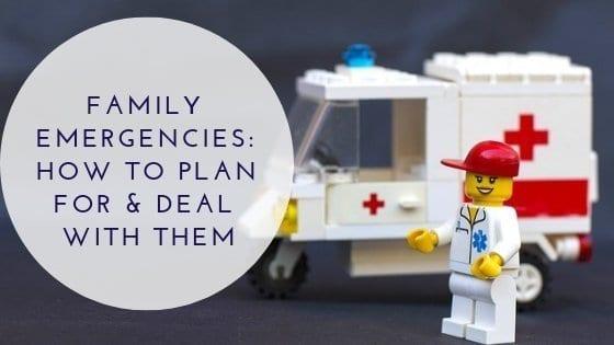family emergecies
