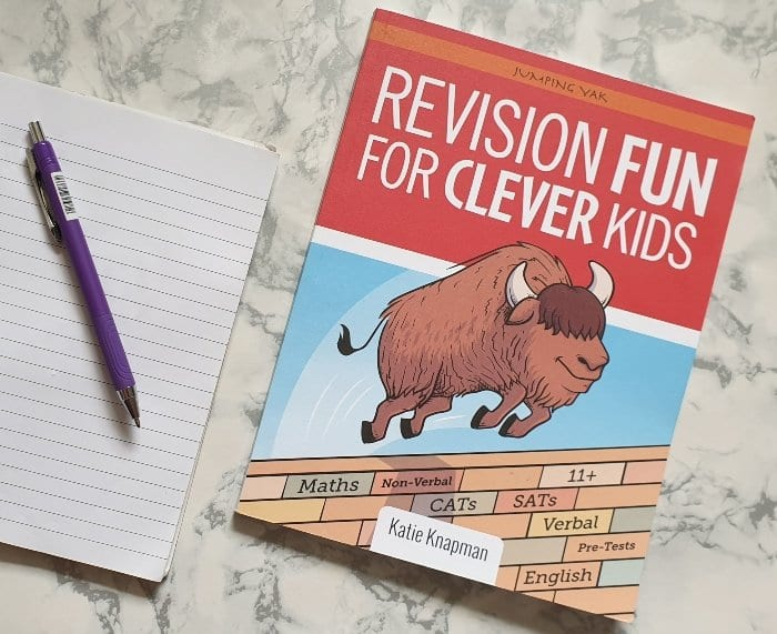 Revision Funk For Clever Kids workbook