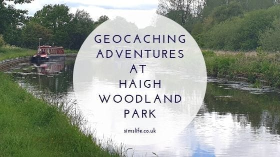 Geocaching Adventures At Haigh Woodland Park