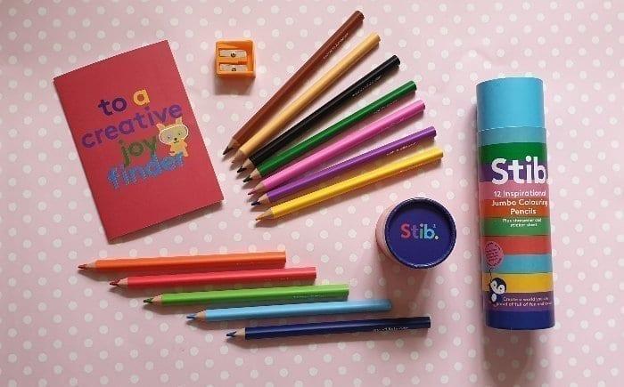STIB pencils