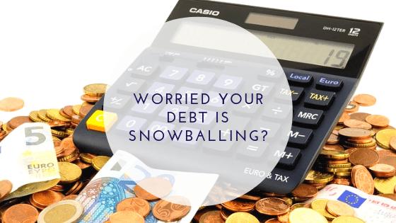 Worried Your Debt Is Snowballing?