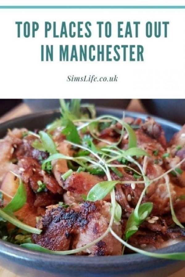 Best restaurants in Manchester
