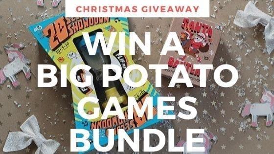 Win a Big Potato Games Bundle