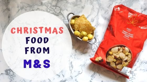 Christmas Food From Marks and Spencer