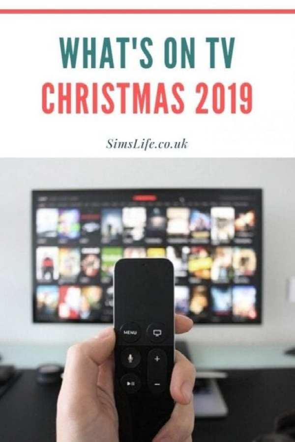 Christmas 2019 TV