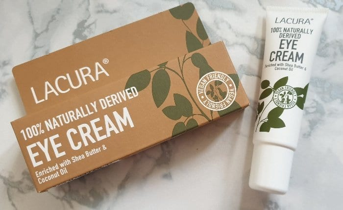 Lacura Eye Cream Spring Skincare